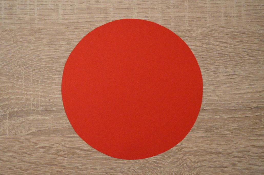 marienk fer basteln f r kids in 7 schritten zum roten. Black Bedroom Furniture Sets. Home Design Ideas