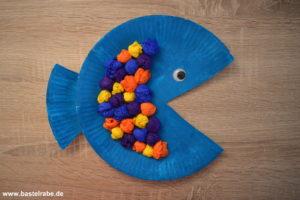 Fisch basteln - so holst Du Dir das Meer ins Kinderzimmer