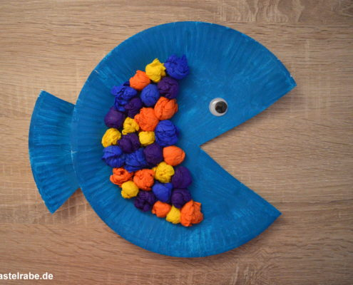 Fisch basteln