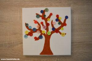 Baum basteln