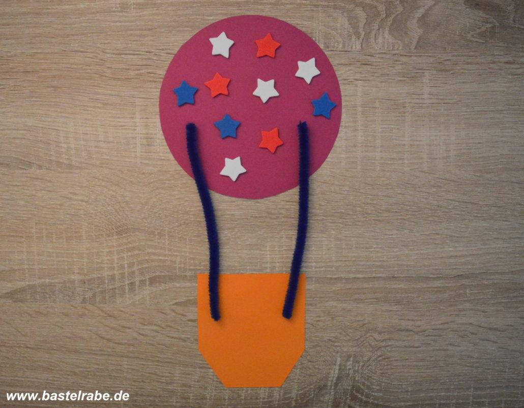 Ballon basteln