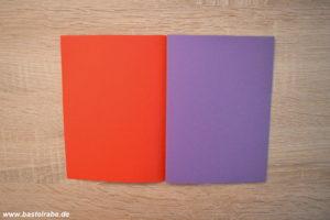 Tagebuch basteln