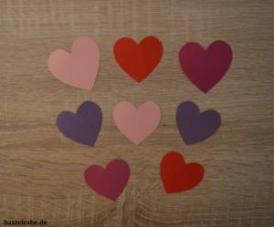 Valentinstag basteln